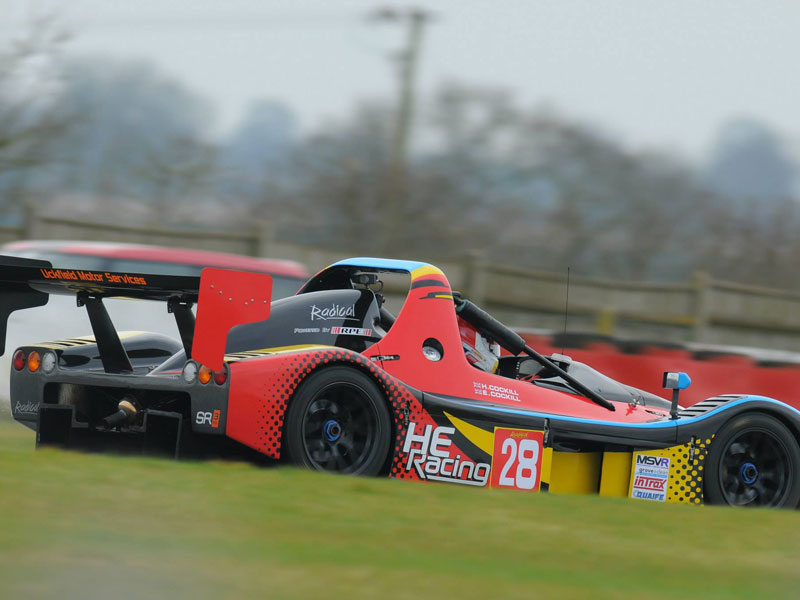 The Cockill's Radical SR3