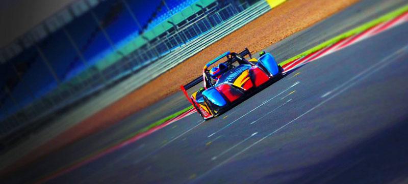 Radical SR3 RS during testing
