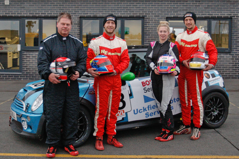Cockill family race team