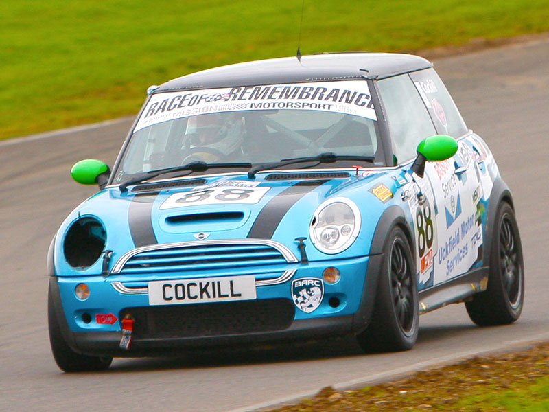 Race of Remembrance Cockill Mini Cooper