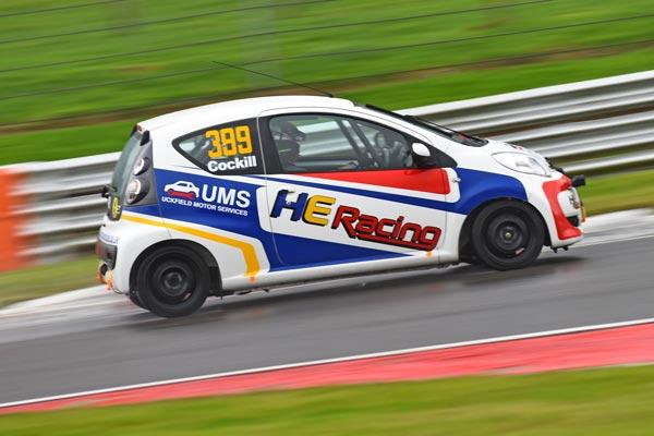 Uckfield Motor Services HE Racing Citroen C1